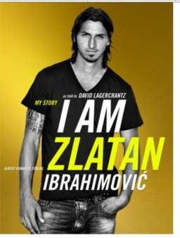 I am Zlatan by Zlatan Ibrahimovic,