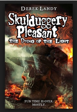 Skullduggery Pleasant (the series overview)