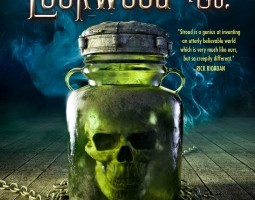 Lockwood and Co. the whispering skull