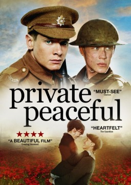 Private Peaceful by Michael Morpurgo.
