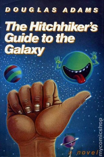 Hitchhikers Guid to the Galaxy 2