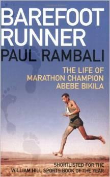 Barefoot runner
