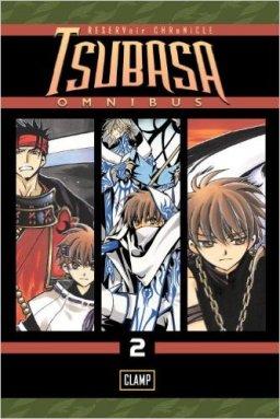 Tsubasa Omnibus 2