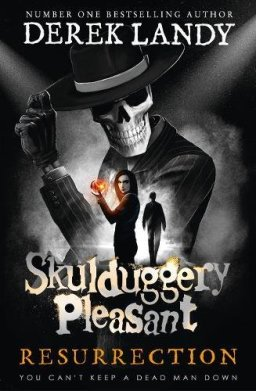 Skulduggery Pleasant-Resurrection