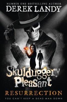 Skullduggery Pleasant 10