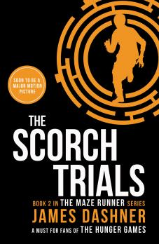 The Scorch Trials (Maze Runner Series)