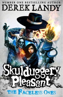 Skulduggery Pleasant-The Faceless Ones