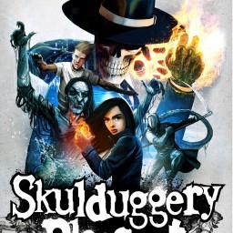 Skulduggery Pleasant-The Faceless Ones