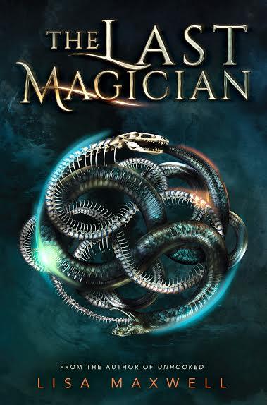 Lisa Maxwell, The Magician