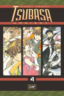 Tsubasa Omnibus 4